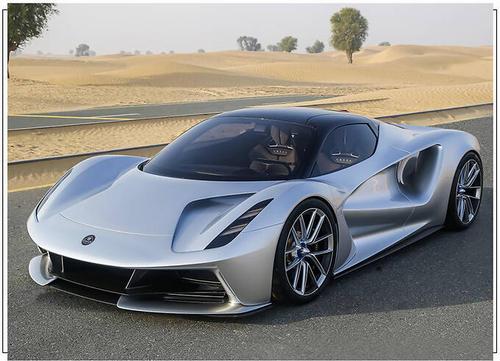 吉利路特斯最后一款燃油跑车定名Emira,将于7月6日亮相