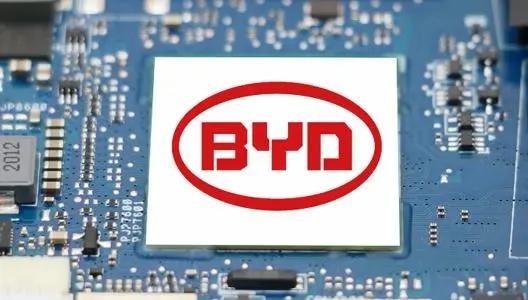 比亚迪在西安成立半导体新公司,经营范围含集成电路芯片及产品制造等