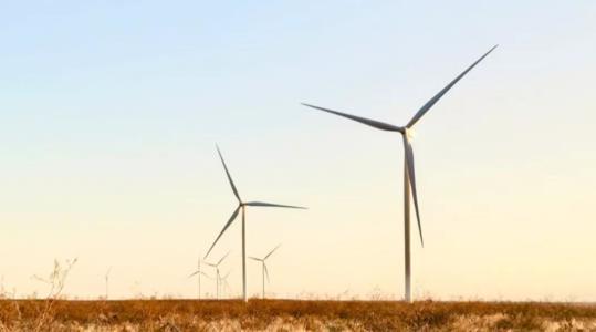 金风科技阿根廷罗马布兰卡六期100MW风电场项目进入商业运营期