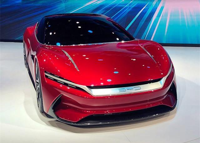 看好其新能源车市场领导地位,大和维持比亚迪买入评级